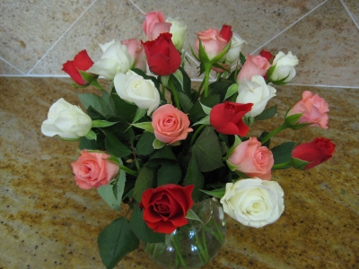 How to impress your wife or girlfriend with roses husbandhood if it doesnt then your wifegirlfriend should still be pretty impressed with the time and effort you put in to make the arrangement mightylinksfo